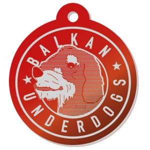 Balkan Underdogs tags from The ID Band Company