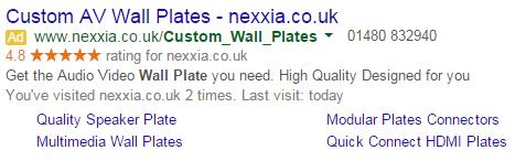 Nexxia Ads