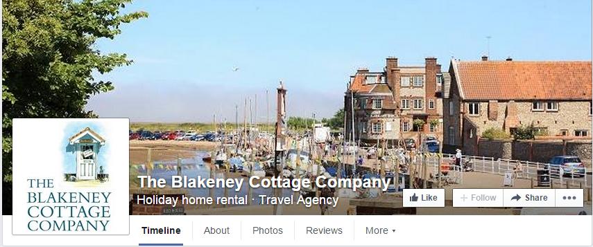 Blakeney Facebook Page